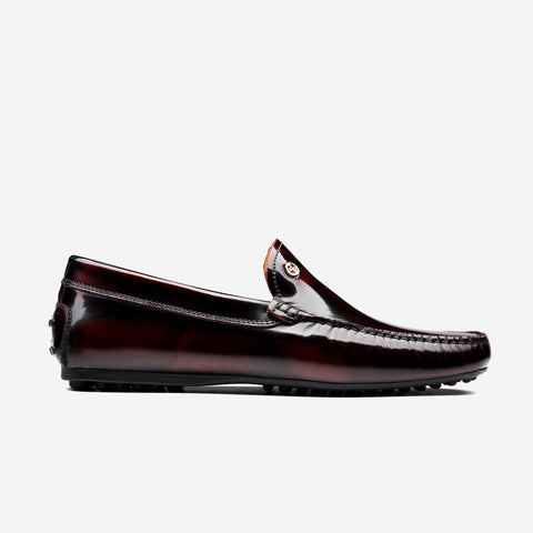 Loafers Shoes Wine - Top Loafers Shoes - OPP Official Store (OPP France)
