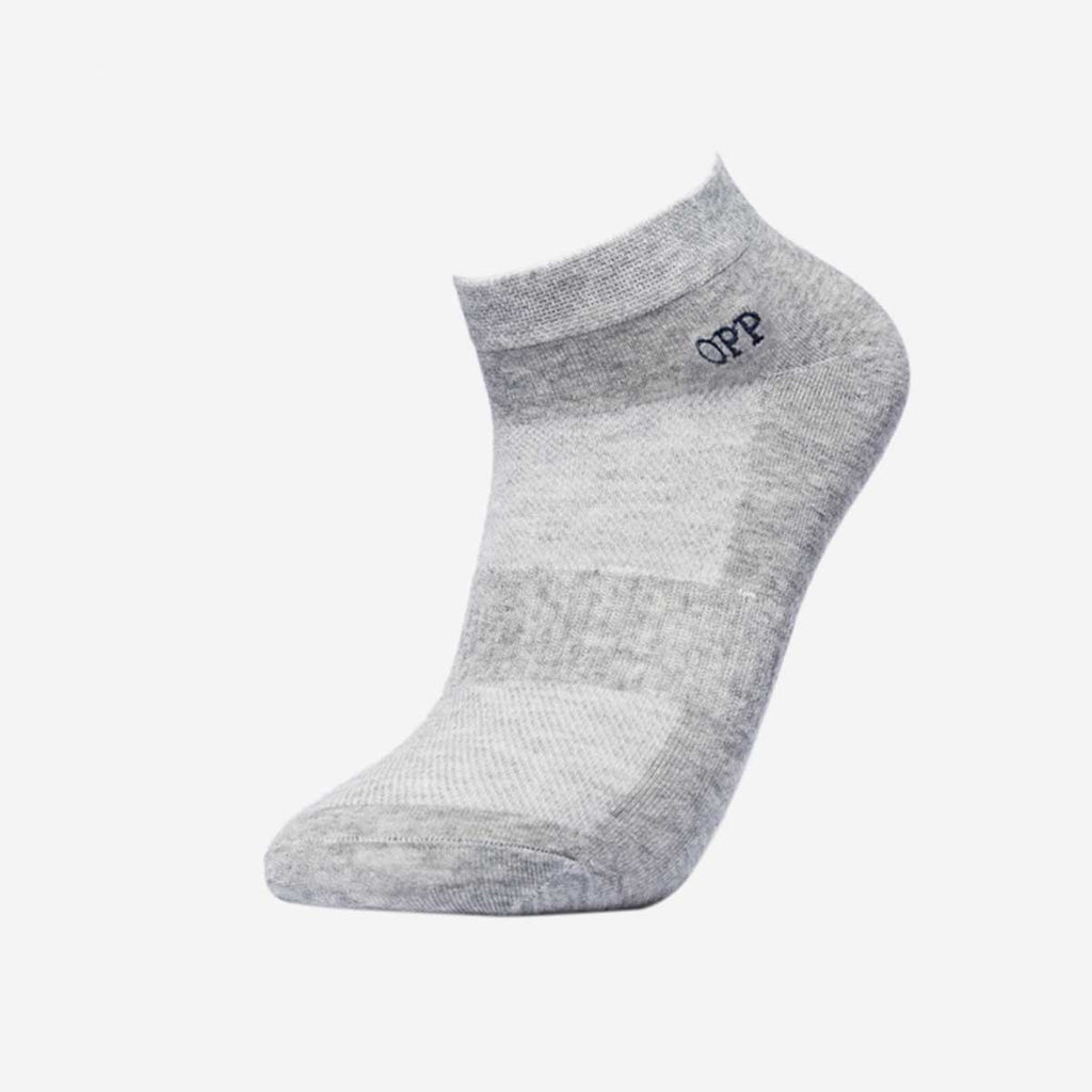MEN'S COTTON SOCKS LOW-CUT 6 PACKS - Top Socks - OPP Official Store (OPP France)