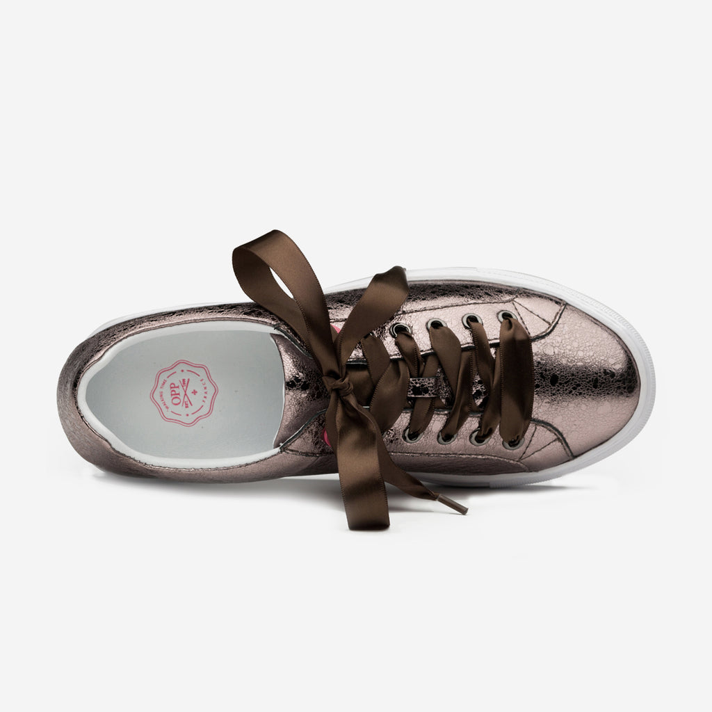 WOMEN CASUAL SHOES BROWN - Top Women Casual - OPP Official Store (OPP France)