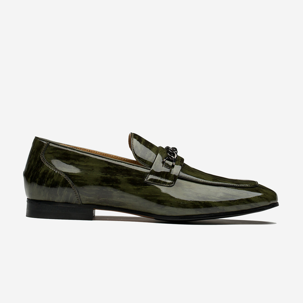 DRESS SHOES GREEN - Top Dress Shoes - OPP Official Store (OPP France)