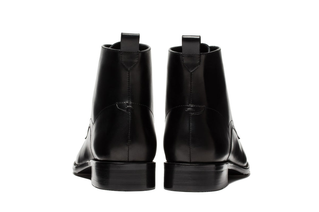 ANKLE BOOTS BLACK - Top Ankle Boots - OPP Official Store (OPP France)