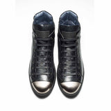 METAL HIGH-TOP SHOES BLACK FIGURE - Top High-top Shoes - OPP Official Store (OPP France)