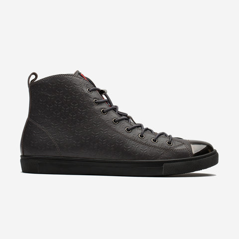 Metal High-Top Shoes Grey - Top High-top Shoes - OPP Official Store (OPP France)