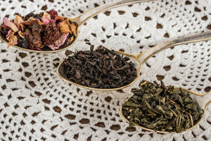 Loose Leaf Green and Black Tea Antioxidant Levels - The MA Blog