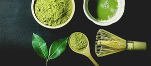 Matcha Powder and Whisk Matcha Alternatives