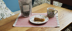 Sowmee White tea and Jasmine Green Tea honey cake Recipe