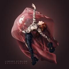 Brave Enough album art - Lindsey Stirling
