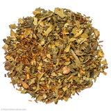 Deep Breath Rooibos Tulsi tea for confidence
