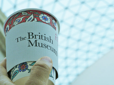Earl Grey at the British Museum - Matcha Alternatives