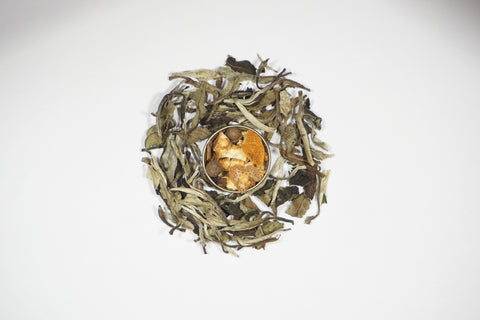 Forest Dream Bai Mu Tan White Peony by Matcha Alternatives