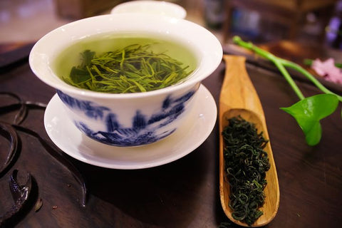Green Tea Gaiwan  Matcha Alternatives