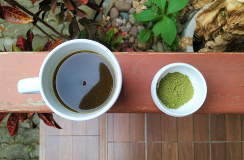 Moringa Tea and Powder Matcha Alternatives