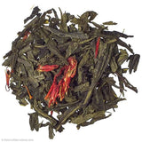 Orange Lemon Citrus Burst loose leaf Green Tea