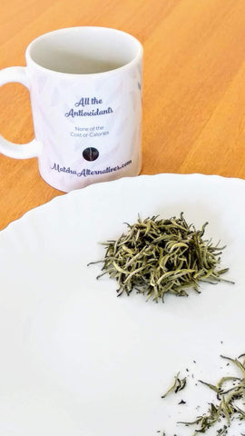 Silver Needle Looseleaf Fuding White Tea