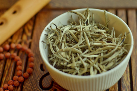 Silver Needle White Tea Brewing Guide