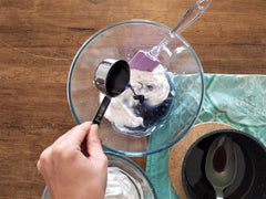 Step 4_ Butterfly Pea Tea Simple Syrup
