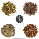 Super Antioxidant Quartet (4 'Purist' Teas Bundle)