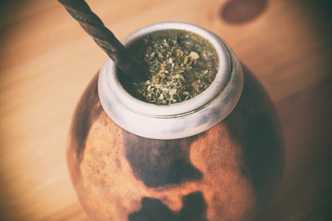 Mate Traditional Bombilla