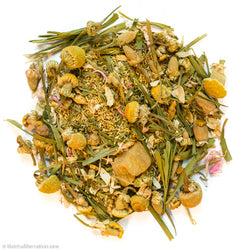 Bamboo Paradise Chamomile Matcha Alternatives