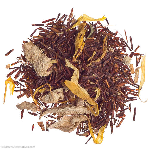 Happy Tummy Ginger Rooibos Loose-leaf Tea