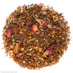 Smell the Roses Cherry Rooibos Matcha Alternatives