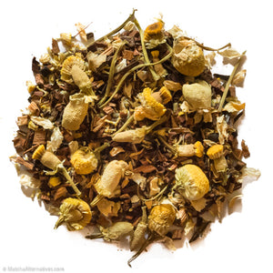 Sweet Dreams Chamomile Honeybush Loose-leaf Tea Matcha Alternatives