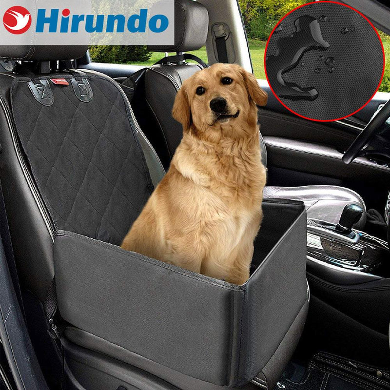 Hirundo Luxury Waterproof Pet Seat Carrier - Portable & Foldable