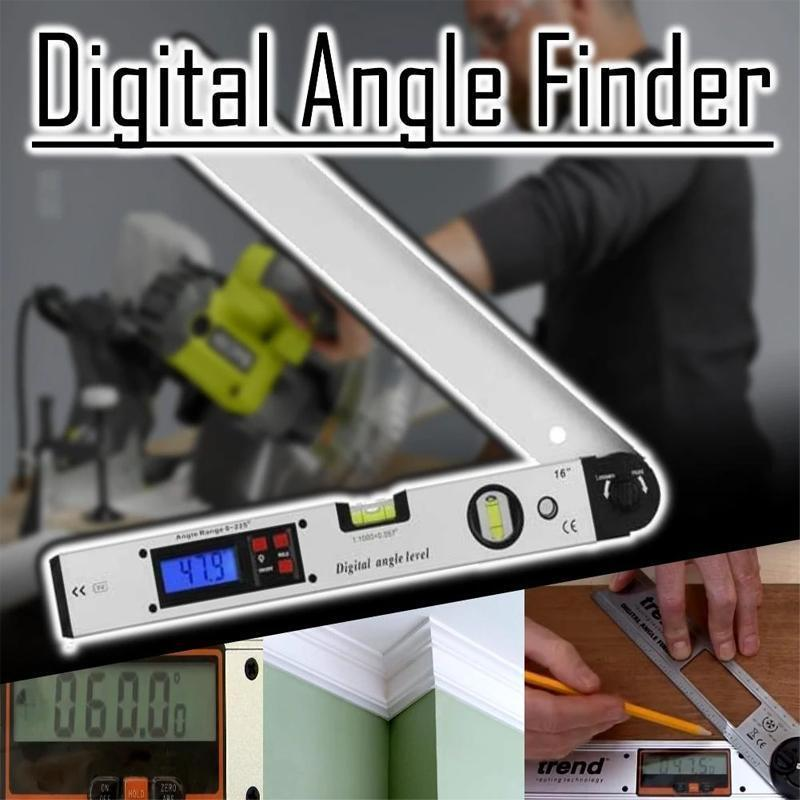 Digital Angle Finder 0-230° Protractor