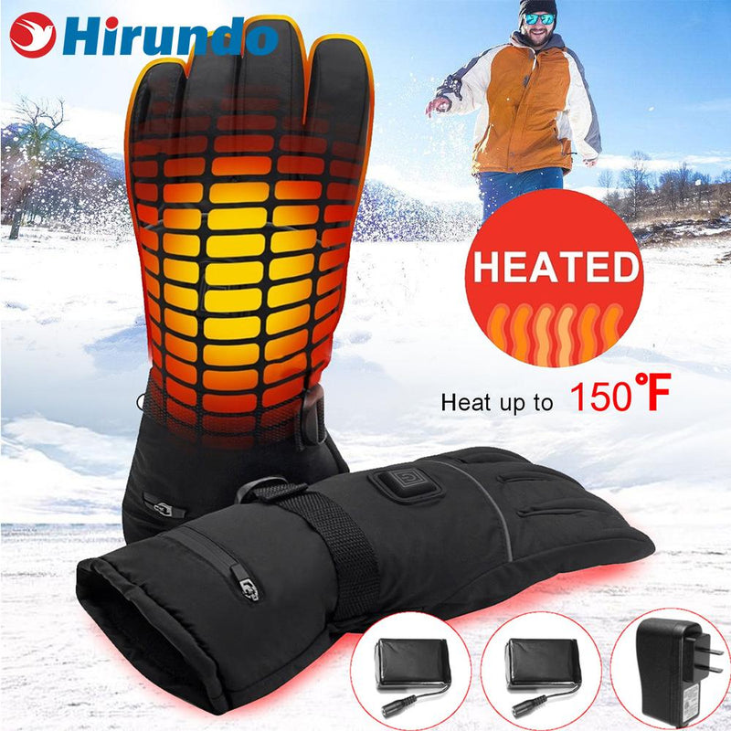 Hirundo Electric Heated Gloves