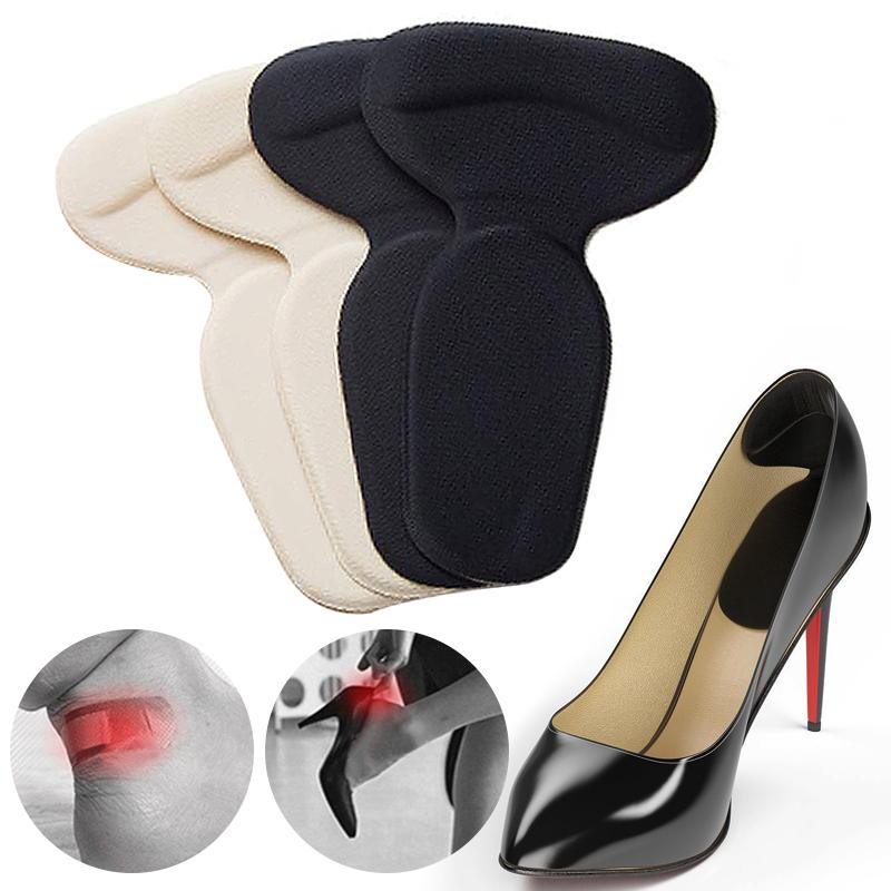 Hilifebox™Super Soft T-shaped Silicone Anti-bladder Heel Pad