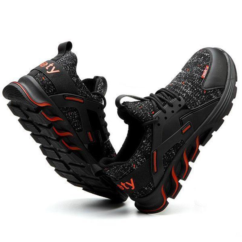 Lightweight Deodorant Working Shoes