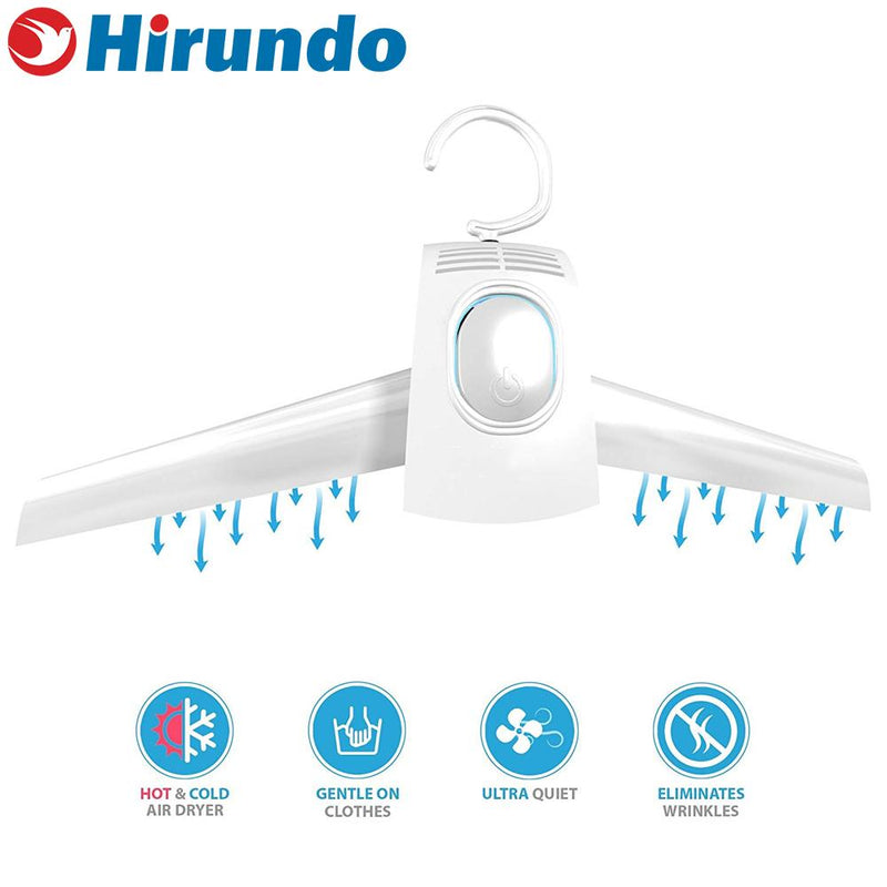 Hirundo Electric Clothes Drying Rack