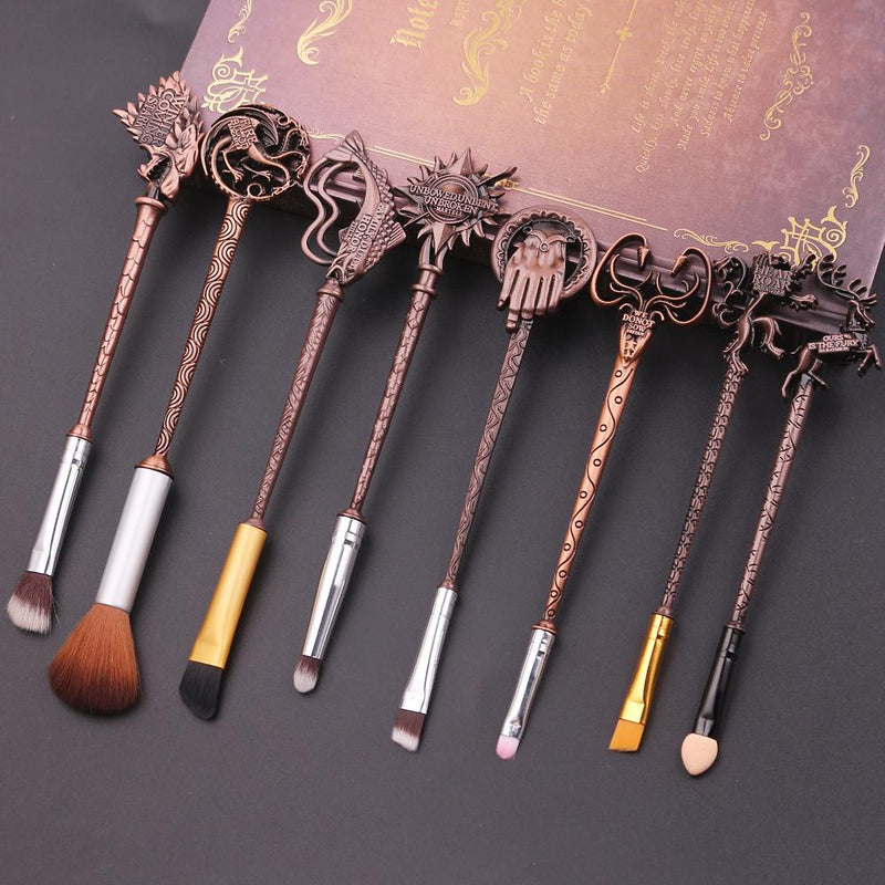 8 Pieces GOT Inspired Brush Set
