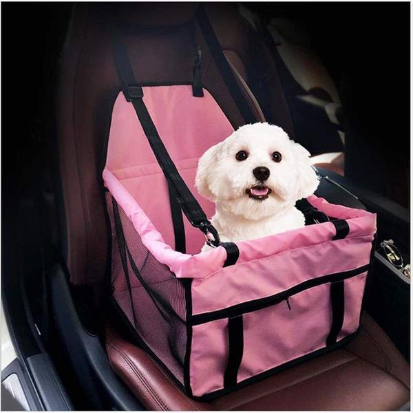 Hirundo Upgrade Portable Pet Car Booster Seat