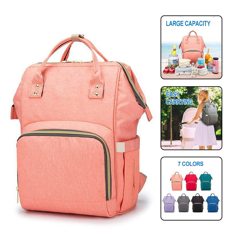 Hilifebox™ Backpack Multi-Function Diaper Bag