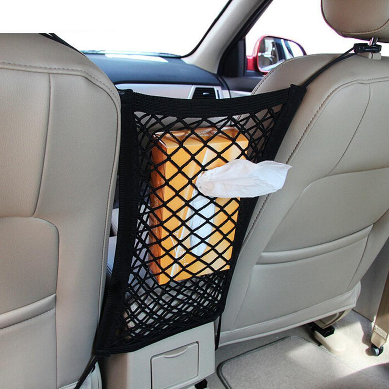 Mygeniusgift™ Double Layer Storage Network of Car Seat