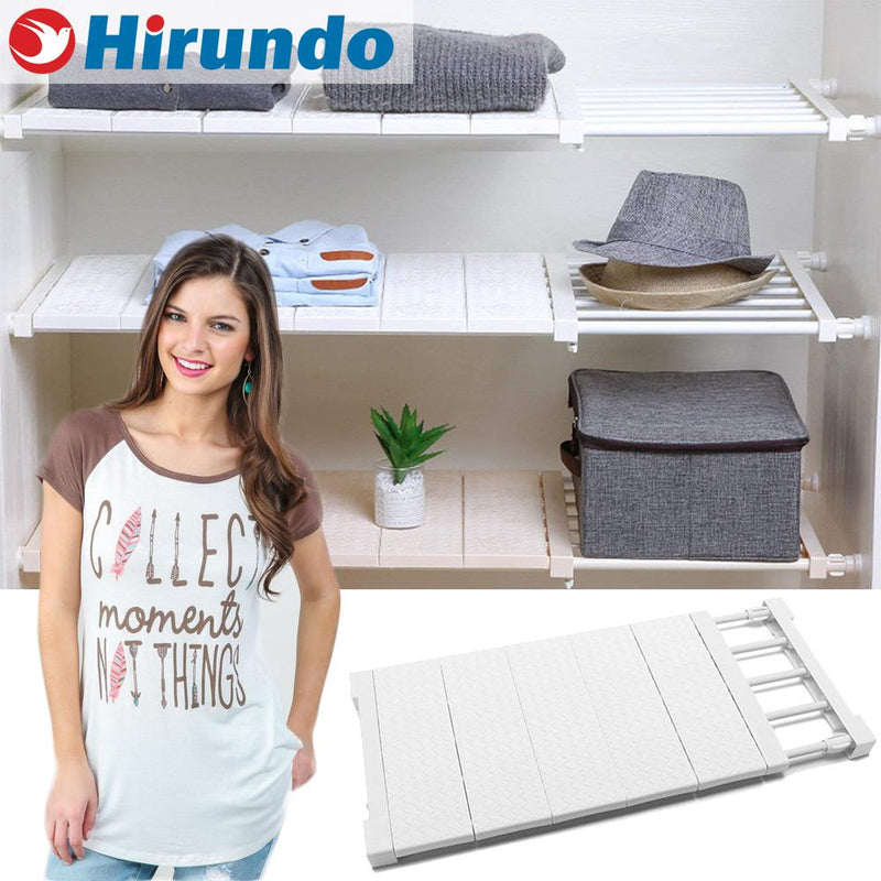 Hirundo Multifunctional Telescopic Layered Partition