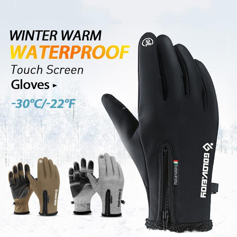 Hilifebox™ Warm Waterproof Touch Screen Gloves