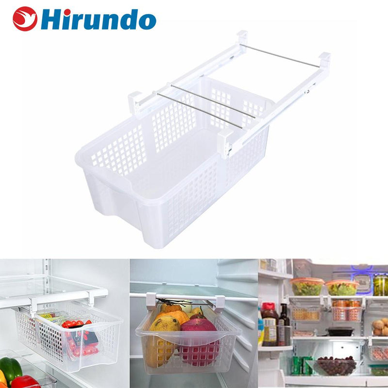 Hirundo Refrigerator Food Storage Box -Save Space(2 size)