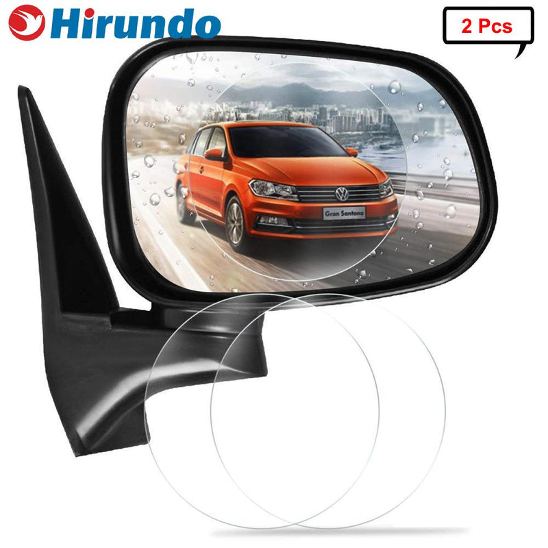 Hirundo Mirror Anti Water Mist Protective Film, 2 Pcs