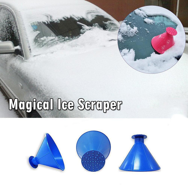 Hilifebox™ Magical Car Ice Scraper