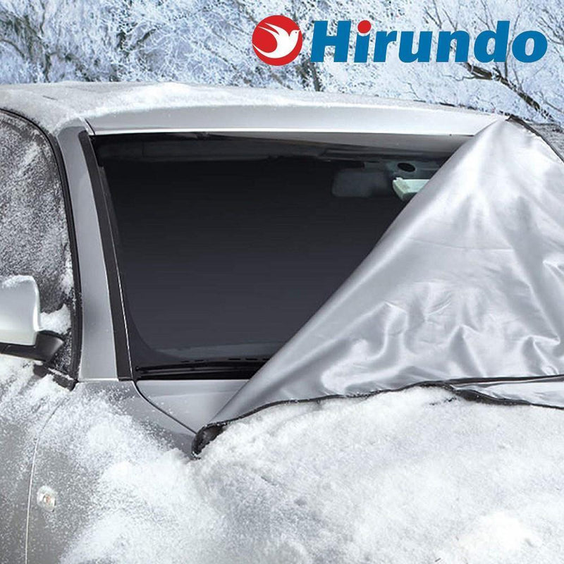 Hirundo Magnetic Car Windshield Cover