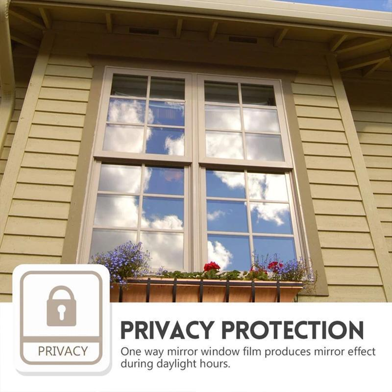 Hilifebox™ Heat Insulation Privacy Film