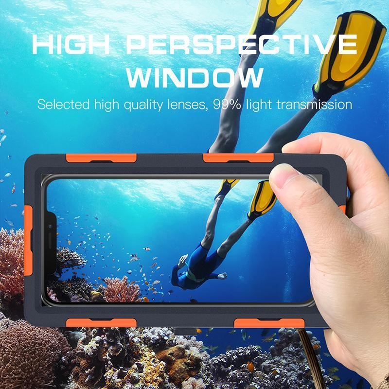 Diving Waterproof Phone Case