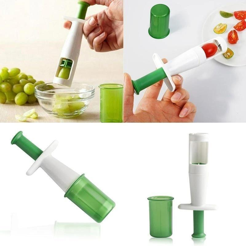 Vegetable & Fruit Syringe Style Cutter