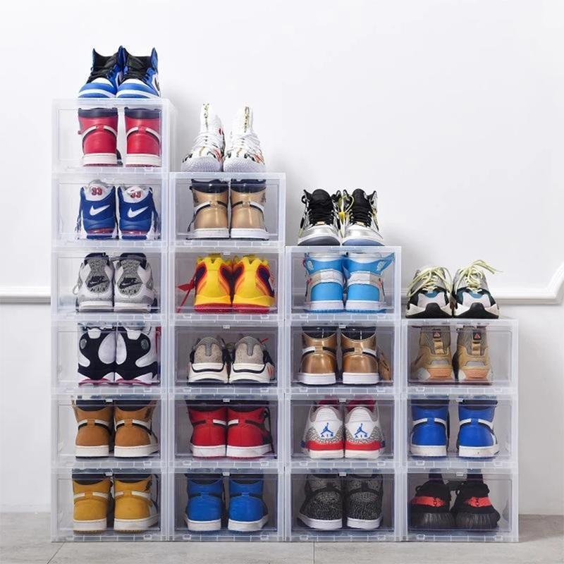 New Drawer Type Shoe Box