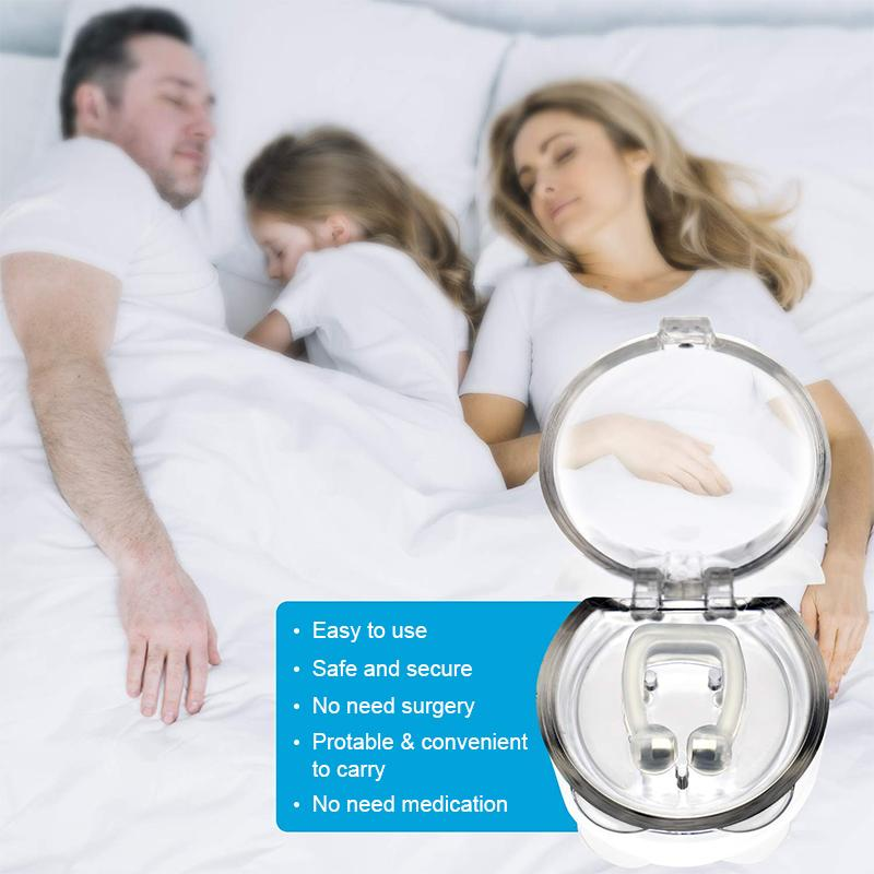 Miracle Anti-Snore Sleeping Aid