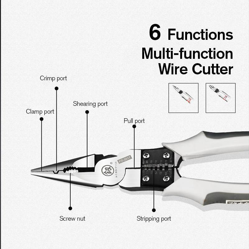 Hilifebox™ Multi-function Wire Cutter