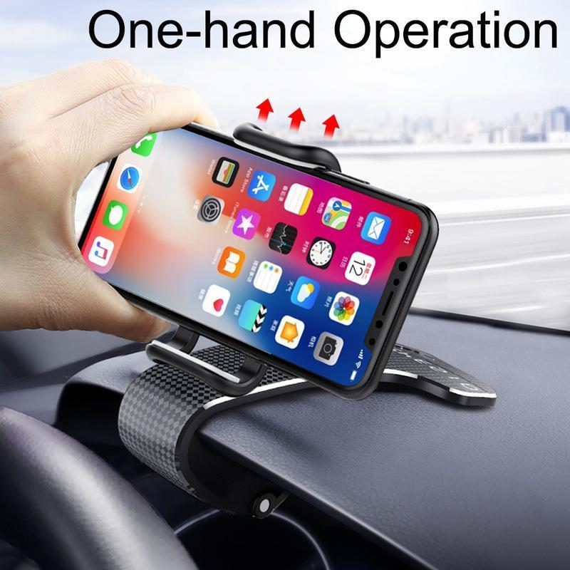 HUD Car Dashboard Phone Holder