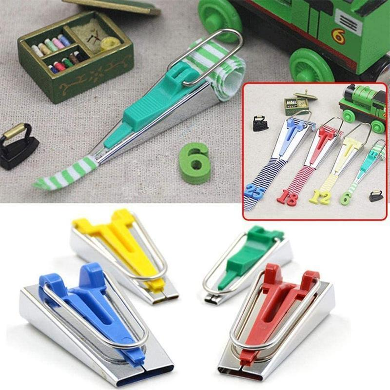 Jelly Roll Bias Tape Maker Tool Set